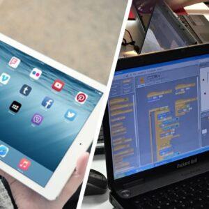 Corso tablet e coding